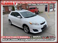 2009 Toyota Matrix S AWD 4-Speed AT