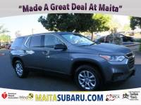 Used 2019 Chevrolet Traverse LS Available in Sacramento CA
