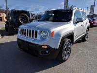 2015 Jeep Renegade Limited 4x4