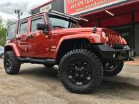 2014 Jeep Wrangler UNLIMITED SAHARA 4WD CUSTOM LIFTED