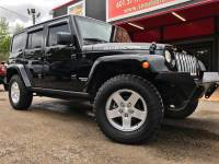 2011 Jeep Wrangler UNLIMITED RUBICON 4WD LEVELED