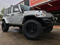2009 Jeep Wrangler UNLIMITED RUBICON 4WD CUSTOM LIFTED