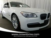 Pre-Owned 2014 BMW 740i in Greensboro NC