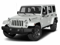 2018 Jeep Wrangler JK Rubicon Recon 4x4 SUV