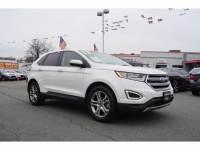 Used 2017 Ford Edge Titanium SUV   TOTOWA NJ   VIN: 2FMPK4K93HBB31862