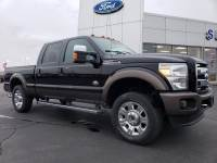 2016 Ford F250 Super Duty CREW-SHORT-KING RANCH-6.7L DIESEL-NAV-MOON-4WD-1 O Truck Crew Cab