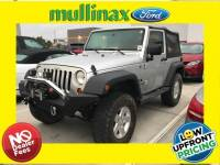 Used 2009 Jeep Wrangler X SUV V-6 cyl in Kissimmee, FL