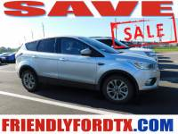 Used 2017 Ford Escape SE SUV EcoBoost I4 GTDi DOHC Turbocharged VCT for Sale in Crosby near Houston