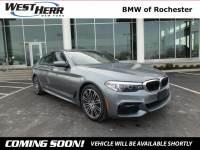2019 BMW 530i 530i Xdrive Sedan