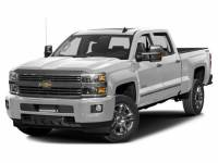 Pre-Owned 2017 Chevrolet Silverado 2500HD High Country Truck Crew Cab