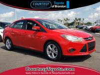 Pre-Owned 2014 Ford Focus SE Sedan in Jacksonville FL
