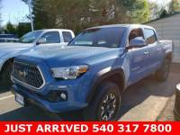 2019 Toyota Tacoma TRD Off Road V6 Truck Double Cab 4x4