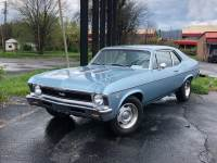 1968 Chevrolet Nova -FACTORY SHEETMETAL-SOLID SOUTHERN CLASSIC-SEE VIDEO
