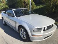 Pre-Owned 2007 Ford Mustang GT Deluxe Convertible Rear-wheel Drive in Atlanta GA