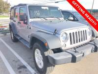 Used 2017 Jeep Wrangler Unlimited Sport in Torrance CA