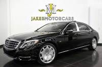 2016 Mercedes-Benz S-Class Maybach S600 ($198,825 MSRP!)~ 4-PLACE SEATING~DESIGNO INTERIOR