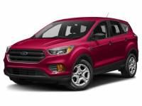 2018 Ford Escape SE SUV 4WD