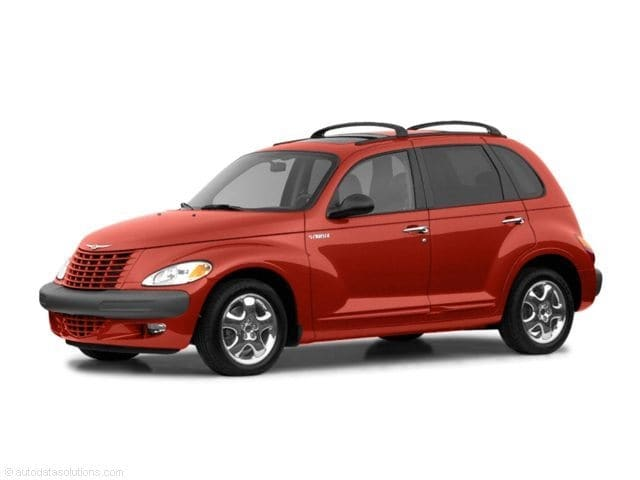 Photo Used 2002 Chrysler PT Cruiser Touring Edition SUV I-4 cyl For Sale in Surprise Arizona