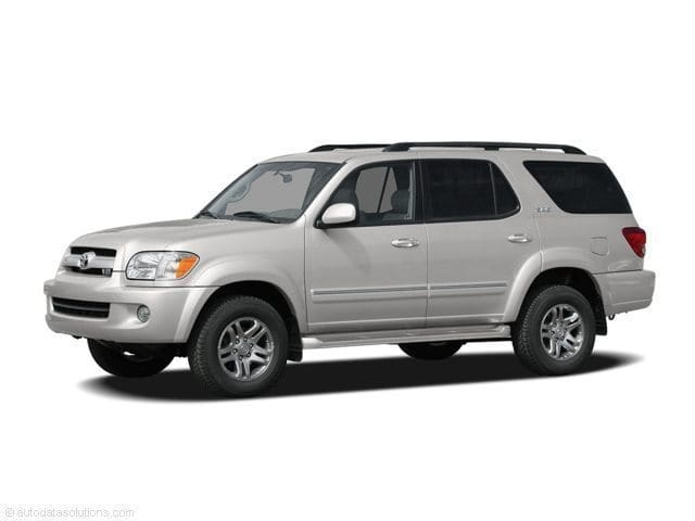 Photo 2007 Toyota Sequoia SR5 V8 SUV in Knoxville