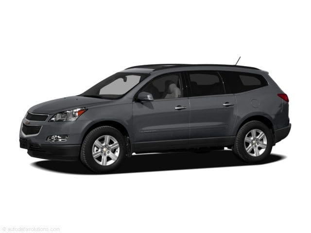Photo Pre-Owned 2012 Chevrolet Traverse LS in Schaumburg, IL, Near Palatine