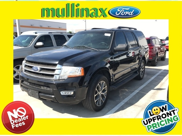 Photo Used 2016 Ford Expedition XLT W Navigation, Blis, 20 Premium Wheels SUV V-6 cyl in Kissimmee, FL