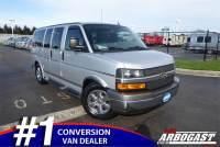 Pre-Owned 2014 Chevrolet Conversion Van American Luxury Coach RWD Low-Top