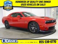 2016 Dodge Challenger R/T Scat Pack Coupe Rear-wheel Drive