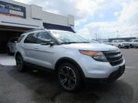 2015 Ford Explorer Sport 4WD Sport 6