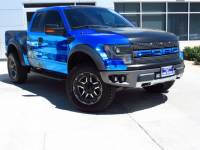 Used 2013 Ford F-150 SVT Raptor 4X4 Extended Cab Short Bed Truck in Yucca Valley
