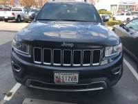 Used 2016 Jeep Grand Cherokee Limited SUV in Bowie, MD