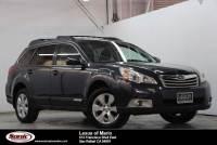 Pre-Owned 2010 Subaru Outback 2.5i Automatic Premium All-Weather/harman/kardon Audio System w/Power Moonroof
