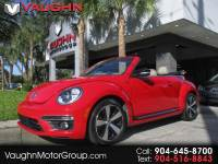 2014 Volkswagen Beetle Convertible 2dr DSG 2.0T R-Line w/Sound