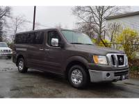 Used 2018 Nissan NV Passenger NV3500 HD SL V8 Van Passenger Van for sale in Totowa NJ