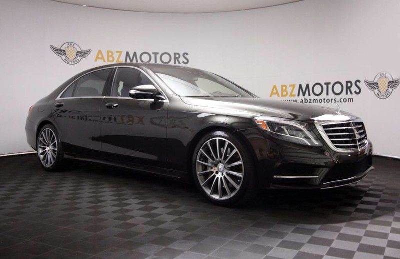 Photo 2016 Mercedes-Benz S-Class S 550 AMG,WarmthComfort Pkg,Distronic,Blind Spot