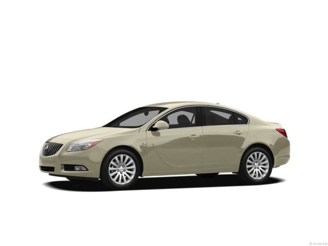 Photo Used 2012 Buick Regal 4dr Sdn Base in Brunswick, OH, near Cleveland