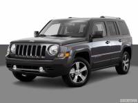 Used 2016 Jeep Patriot HIGH ALTITUDE EDITION SUV for sale in Barstow CA