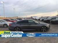 2018 Honda Accord Sedan Sport 1.5T Sport 1.5T CVT