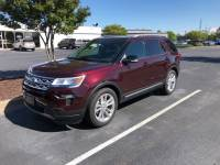 Used 2018 Ford Explorer XLT NAVIGATION SUNROOF 20 INCH WHEELS TOW PACKAGE LOW MILES SUV