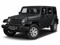 2017 Jeep Wrangler Unlimited Rubicon SUV in Spartanburg