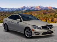 Certified Pre-Owned 2015 Mercedes-Benz C 350 AWD 4MATIC®