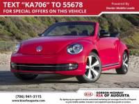 Used 2018 Volkswagen Beetle Convertible Convertible