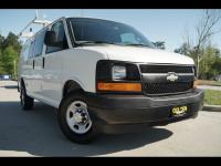 2017 Chevrolet Express Cargo Van Cargo Express 2500 Ready To Work!!!