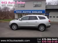 2010 Buick Enclave AWD 4dr CXL w/1XL