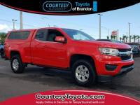 Pre-Owned 2016 Chevrolet Colorado WT Truck Extended Cab near Tampa FL