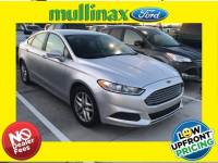 Used 2014 Ford Fusion SE Turbo W/ Touch Screen Display Sedan I-4 cyl in Kissimmee, FL