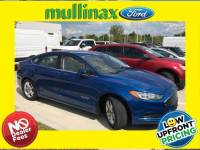Used 2018 Ford Fusion Hybrid SE W/ Tech Package, Reverse Sensing System Sedan I-4 cyl in Kissimmee, FL