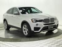 2016 BMW X4 xDrive28i CERTIFIED SUV for sale in Schaumburg, IL