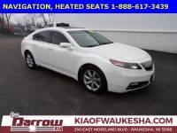2013 Acura TL TL with Technology Package Sedan For Sale in Madison, WI