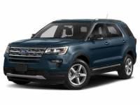 2018 Ford Explorer Limited SUV 6-Cylinder SMPI Turbocharged DOHC