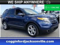 Pre-Owned 2012 Ford Explorer Limited SUV in Jacksonville FL